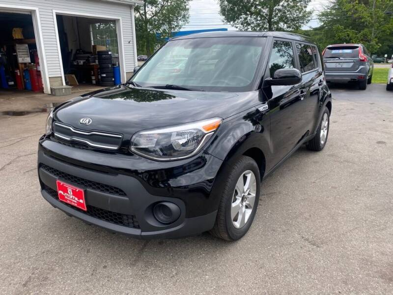 2017 Kia Soul for sale at AutoMile Motors in Saco ME