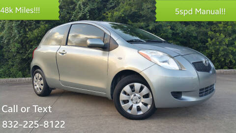 2008 Toyota Yaris for sale at Houston Auto Preowned in Houston TX