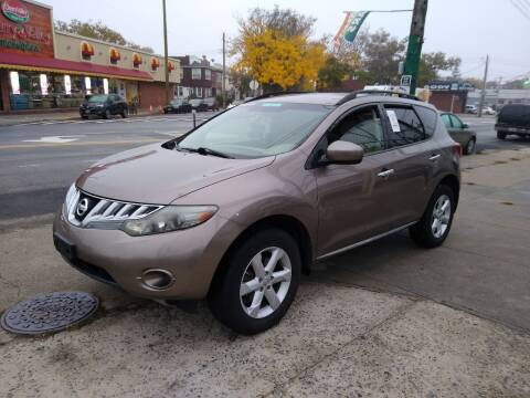 2009 Nissan Murano for sale at Blackbull Auto Sales in Ozone Park NY