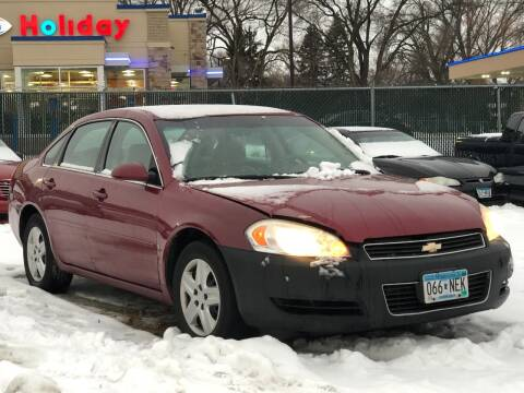 2006 Chevrolet Impala for sale at Big Man Motors in Farmington MN