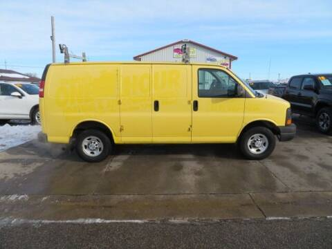 2009 Chevrolet Express Cargo for sale at Jefferson St Motors in Waterloo IA