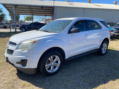 2011 Chevrolet Equinox for sale at M & M Motors in Angleton TX
