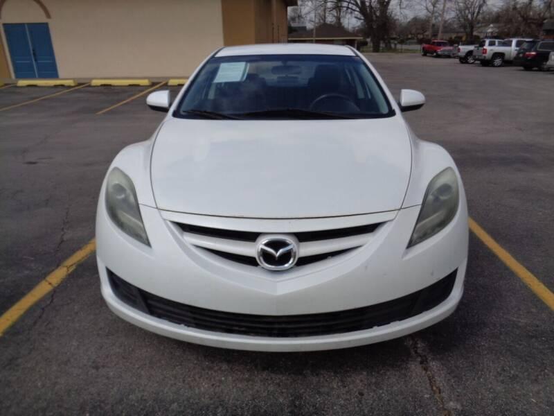 2011 Mazda MAZDA6 for sale at AUTO PRO in Oklahoma City OK