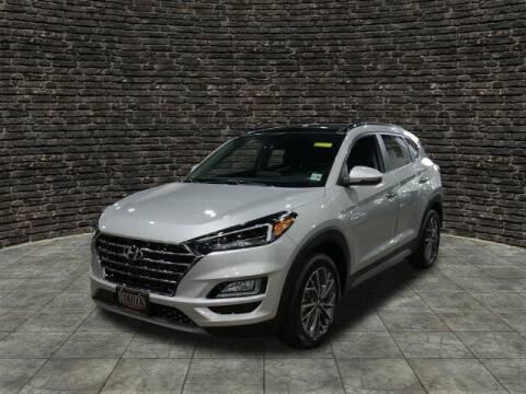 2021 Hyundai Tucson for sale at Montclair Motor Car in Montclair NJ