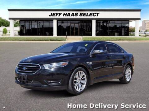 2015 Ford Taurus for sale at JEFF HAAS MAZDA in Houston TX
