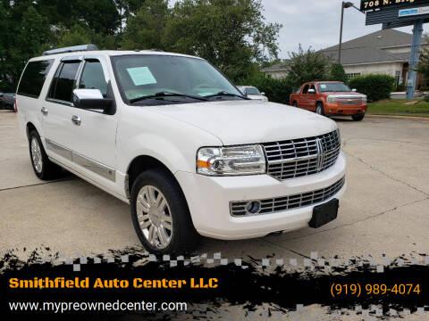 2013 Lincoln Navigator L for sale at Smithfield Auto Center LLC in Smithfield NC