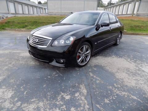 2008 Infiniti M45 for sale at S.S. Motors LLC in Dallas GA