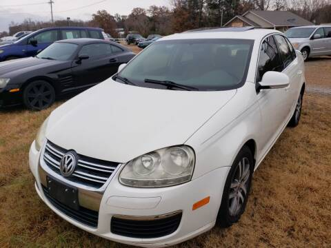 2006 Volkswagen Jetta for sale at Scarletts Cars in Camden TN