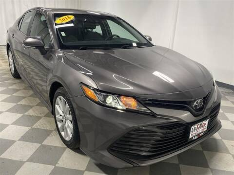 2018 Toyota Camry for sale at Mr. Car City in Brentwood MD