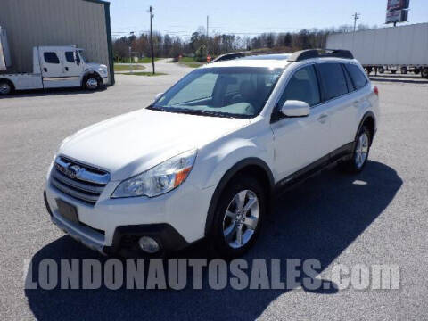 2014 Subaru Outback for sale at London Auto Sales LLC in London KY
