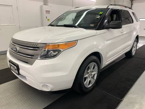 2014 Ford Explorer for sale at TOWNE AUTO BROKERS in Virginia Beach VA