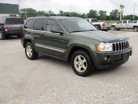 2006 Jeep Grand Cherokee for sale at Frieling Auto Sales in Manhattan KS
