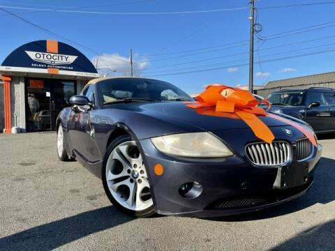 2005 BMW Z4 for sale at OTOCITY in Totowa NJ