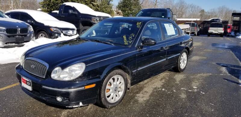 2003 Hyundai Sonata for sale at Central Jersey Auto Trading in Jackson NJ