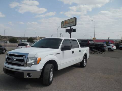 2014 Ford F-150 for sale at Sundance Motors in Gallup NM