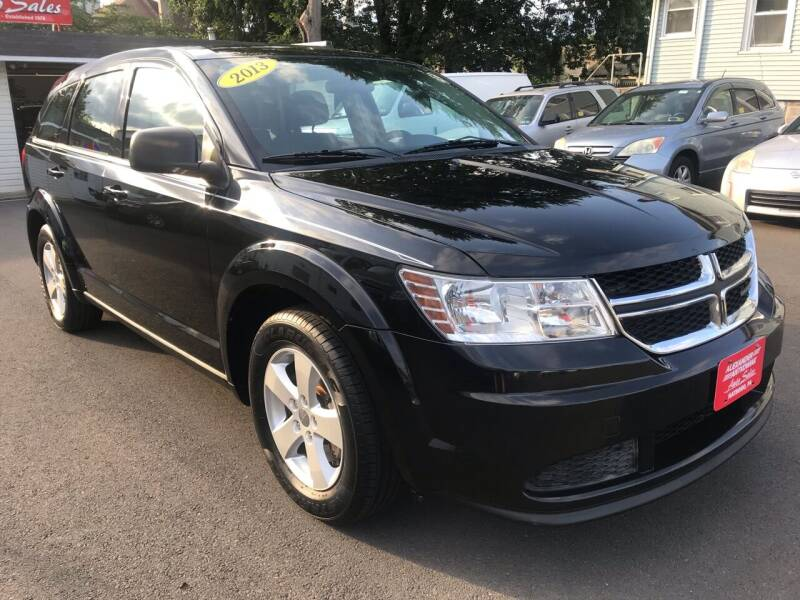 2013 Dodge Journey for sale at Alexander Antkowiak Auto Sales in Hatboro PA