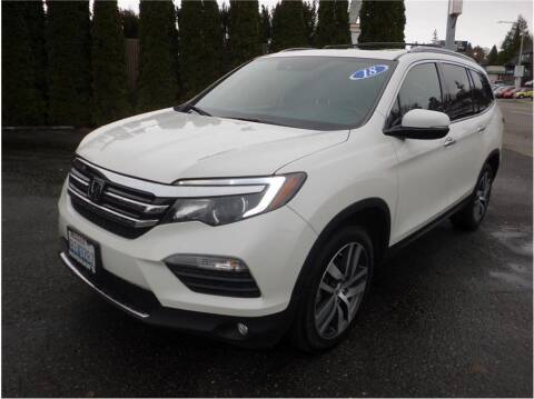 2018 Honda Pilot for sale at Klean Carz in Seattle WA