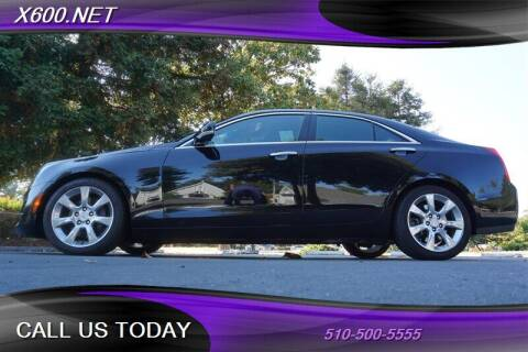 2015 Cadillac ATS for sale at The Dealer in Fremont CA