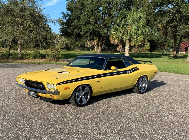 1973 Dodge Challenger for sale at P J'S AUTO WORLD-CLASSICS in Clearwater FL