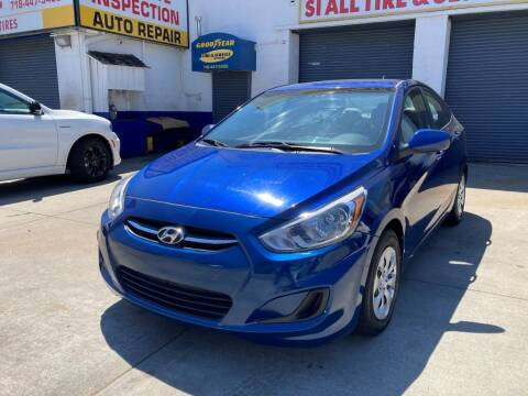 2015 Hyundai Accent for sale at US Auto Network in Staten Island NY