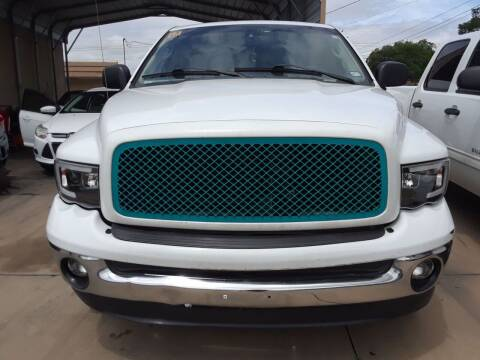 2002 Dodge Ram Pickup 1500 for sale at Auto Haus Imports in Grand Prairie TX