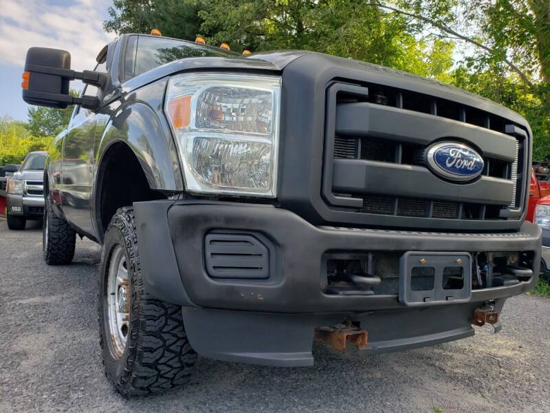 2011 Ford F-250 Super Duty for sale at Jacob's Auto Sales Inc in West Bridgewater MA