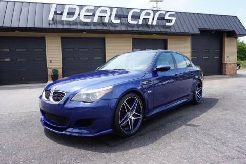 2007 BMW M5 for sale at I-Deal Cars in Harrisburg PA