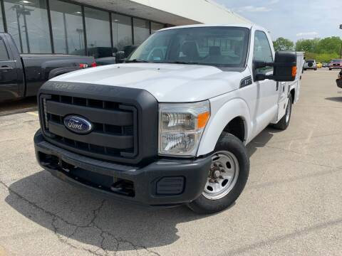 2013 Ford F-350 Super Duty for sale at Auto Mall of Springfield in Springfield IL