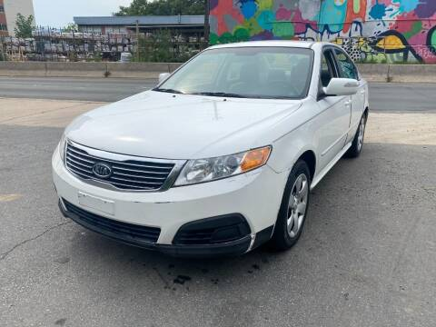 2010 Kia Optima for sale at Exotic Automotive Group in Jersey City NJ