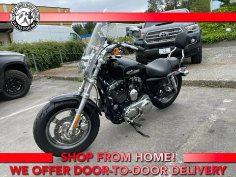 2011 Harley-Davidson XLH1200 for sale at Auto 206, Inc. in Kent WA