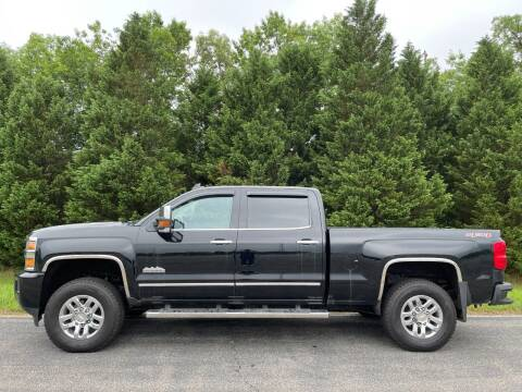 2015 Chevrolet Silverado 3500HD for sale at DLUX Motorsports in Fredericksburg VA