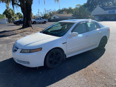 2006 Acura TL for sale at Auto Mart - Dorchester in North Charleston SC
