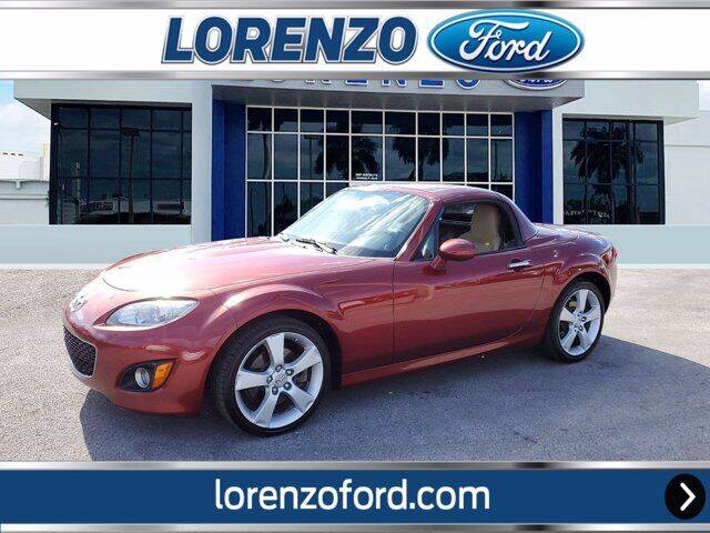 2011 Mazda MX-5 Miata for sale at Lorenzo Ford in Homestead FL