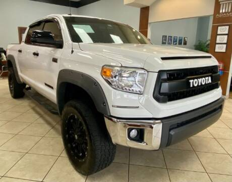 2016 Toyota Tundra for sale at Adams Auto Group Inc. in Charlotte NC
