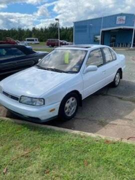 1994 Infiniti G20 for sale at Lighthouse Truck and Auto LLC in Dillwyn VA