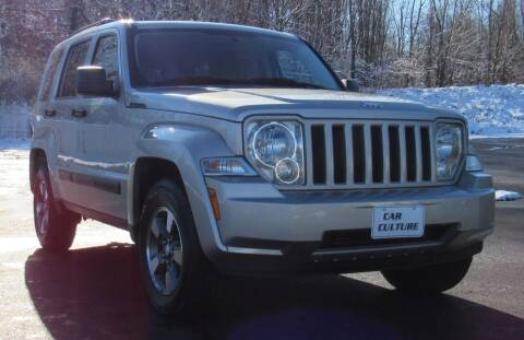 2008 Jeep Liberty for sale at Car Culture in Warren OH