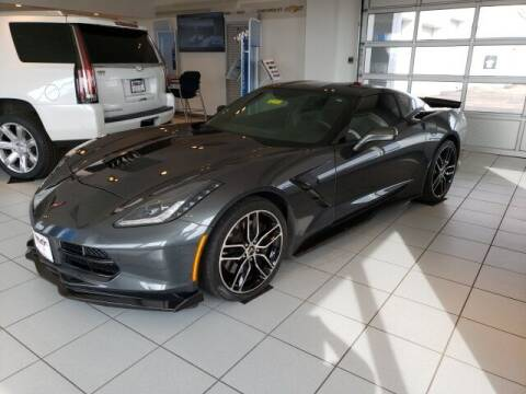 2017 Chevrolet Corvette for sale at Finley Motors in Finley ND