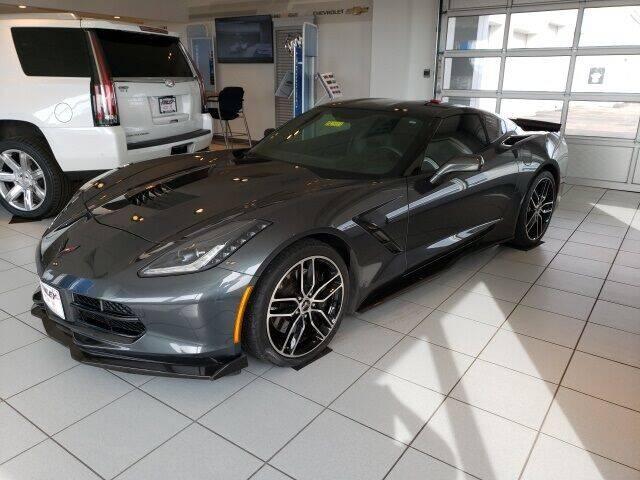 2017 Chevrolet Corvette for sale at Finley Motors in Finley ND