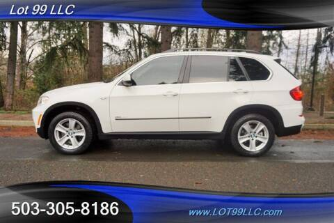 2013 BMW X5 for sale at LOT 99 LLC in Milwaukie OR