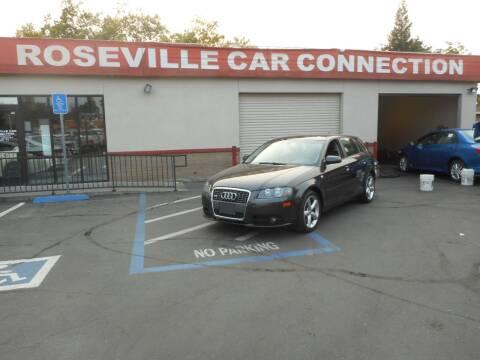 2007 Audi A3 for sale at ROSEVILLE CAR CONNECTION in Roseville CA