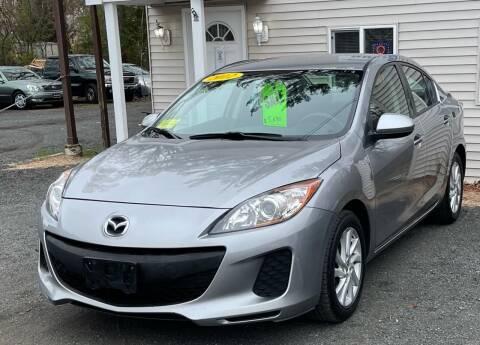 2012 Mazda MAZDA3 for sale at Landmark Auto Sales Inc in Attleboro MA