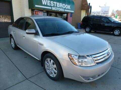 2009 Ford Taurus for sale at Westbrook Motors in Grand Rapids MI