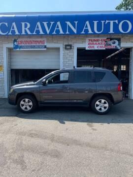 2014 Jeep Compass for sale at Caravan Auto in Cranston RI