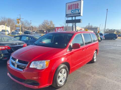 2012 Dodge Grand Caravan for sale at Motor City Sales in Wichita KS