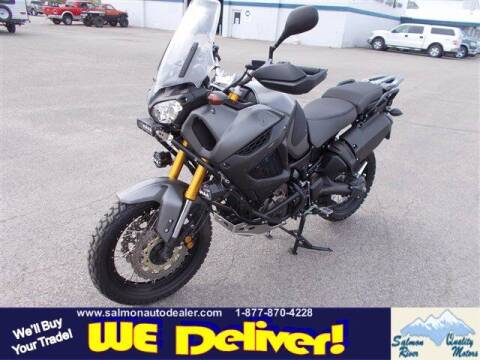 2013 Yamaha SUPER TENERE 1200 for sale at QUALITY MOTORS in Salmon ID