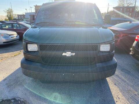 2005 Chevrolet Express Cargo for sale at Philadelphia Public Auto Auction in Philadelphia PA