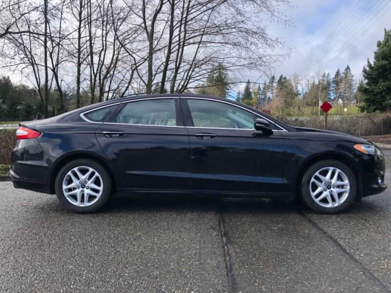 2016 Ford Fusion for sale at Grandview Motors Inc. in Gig Harbor WA