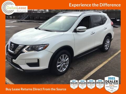 2017 Nissan Rogue for sale at Dallas Auto Finance in Dallas TX