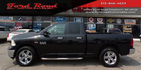 2018 RAM Ram Pickup 1500 for sale at Ford Road Motor Sales in Dearborn MI