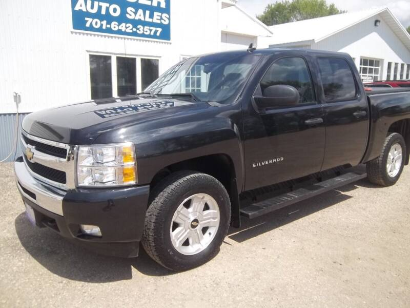 2010 Chevrolet Silverado 1500 for sale at Wieser Auto INC in Wahpeton ND